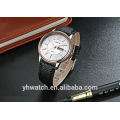 Latest fashion waterproof japan movement waterproof couple watch