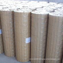 Produto de malha de arame de ferro soldado para vendas