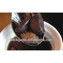 El mejor regalo para los padres Ajo negro solo pelado (200g / botella)