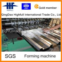 Farbblech Blech Umformmaschine / Kaltwalze Formmaschine