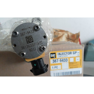 387-9433 injecteur CAT buse de carburant hoder