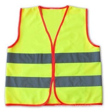 Popular High Quality Reflective Safety Vest for Child