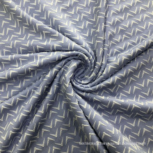 high elastic polyester lycra stretch soft spandex jacquard nylon fabric for lingerie
