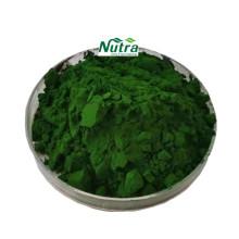 Tabletas de clorella de extracto de clorella natural orgánico