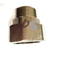 Nickel Plated Brass Male PPR Union Insert FACTORY