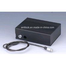 Coffre-fort pour voiture, Verrouillage de boîte de rangement pour voiture (AL-B919)