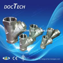 Nuevo producto China Compruebe rosca interior de la válvula y tipo conexión fliter válvula PN16
