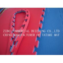 Esteiras macias coloridas do enigma de Tatami da espuma do Gym de EVA, esteiras de bloqueio do assoalho da espuma de EVA, assoalho dos esportes do conjunto EVA Mats Le da ioga. Dd. 002