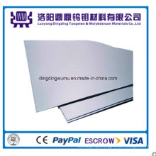 Factory Supply Tzm Molybdenum Alloy Sheet for High Temperature Furnace
