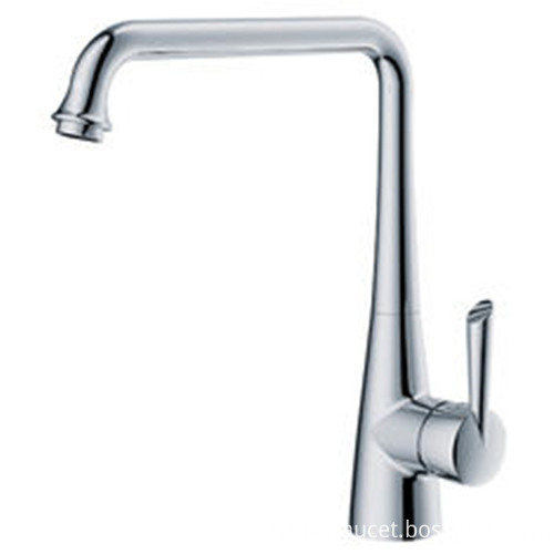 Contemporary One Hole Professional Kitchen Water Faucet / Tap For Restaurant