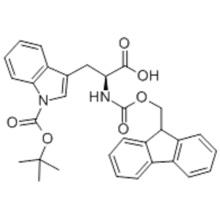 Fmoc-Trp(Boc)-OH CAS 143824-78-6
