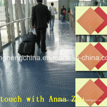 Color Rubber Flooring/Used Hospital Rubber Flooring/Rubber Flooring