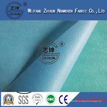 100% СМС ПП нетканые ткани для медицинских товаров