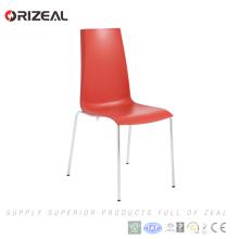 Estructura de ventana de muebles de diseño Silla de comedor francesa OZ-1018