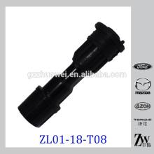 MAZDA Bobina de encendido Material original usado OEM NO: ZL01-18-T08