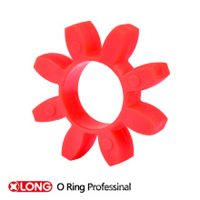 Molded Rubber Silicone Plastic Parts for Pump