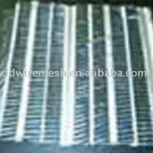 Corner wire mesh
