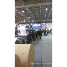 Pegamento portátil haciendo máquina pegamento caliente vinculante
