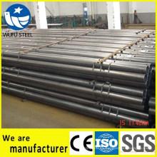 Precio de fábrica API 5L / ASTM A53 Gr.B Tubo de acero de 6 pulgadas