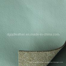 Fashion Design Furniture Bonded PU Leather (QDL-FB009)