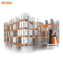 racking de armazenamento profundo duplo resistente de armazém