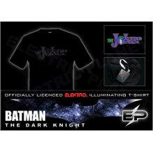 [Супер дело]Оптовая моды горячей продажи футболки А11,El футболки,LED футболки