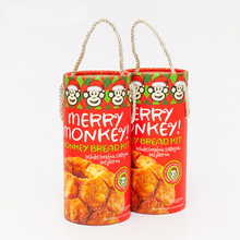 Krismas Cracker Snack Box Paper Packaging