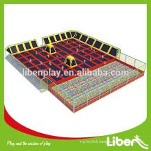 Customize Free Jump Children Commercial Playground Trampoline