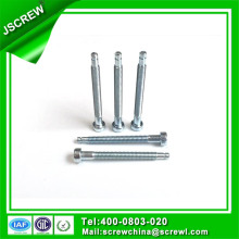Fillister Cap Head Screw with Flat End