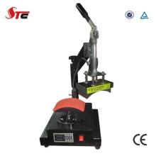 CE genehmigt manuelle Cap-Hitze-Presse-Maschine zum Verkauf