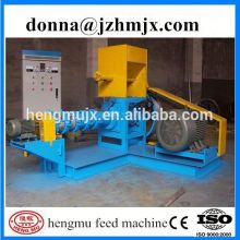 High yield China manufacture automatic steam heating pet fish feed machinery