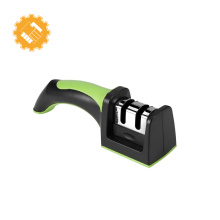 Factory price color custom sharp knife sharpener with firm handle