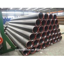 Tubos de acero sintético API 5L para aceite y gas