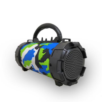 Haut-parleur portable Bazooka Bluetooth 3 watts