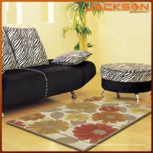 Tapis de tapis d'impression pour décoration d'hôtel