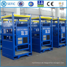 Made in China Offshore Dnv Rack Gasflaschenregal (SEFIC Zylinder Rac)