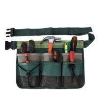 Durable 600d Polyester Unisex Handy Garden Gardening Florist Waist Tool Belt Bag with Adjustable Waist Straps