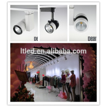 12W fall ceiling lights 960 lm led tracking light size 200*184*130mm COB led