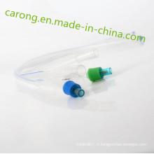 Cathéter Foley à trois voies en silicone de produit urologique