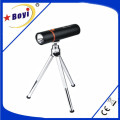 Mini Flashlight with Tripod, Waterproof