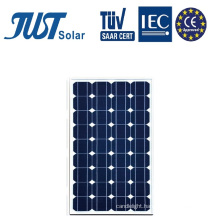 Green Energy Saving 80W Mono Solar Panels in Chinese Factory