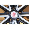 Новый дизайн после рыночных легкосплавных колесных дисков, спортивные диски размером от 15 до 20 дюймов для всех автомобилей.