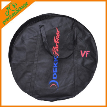 Logo Printed reusable non woven spare tyre bag