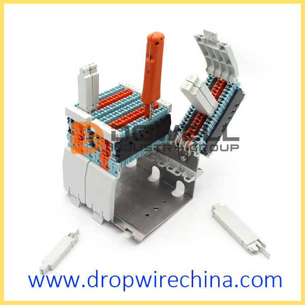 Integrated Splitter Block BRCP-SP
