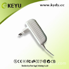 wall mounted ac to dc 12V 1000ma cctv camera system 12v adapter