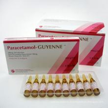 Médecine de GMP Analgésique et Antipyretic Paracetamol Injection 300mg / 2ml