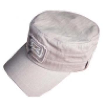 Capa militar lavada com apliques (MT06)