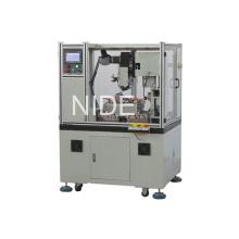 Máquina de torneado de conmutadores precisa y automática con cortadores dobles