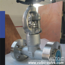 900lb, 1500lb, 2500lb Pressure Sealed Bonnet Gate Valve for High Pressure