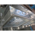 Steel Flange Fire Valve Roll Forming Line Manufacturer Russia